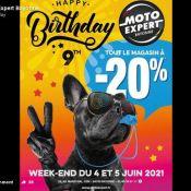9ème anniversaire Moto Expert Bayonne