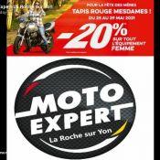 C'est la Fête des Mère DEMAIN Chez Moto-expert 85