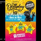 Moto Expert Annecy fête ses 10 ans