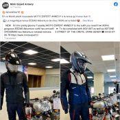 Tenue IXON EDDAS dispo chez Moto Expert Annecy