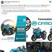 Moto Expert 85 offre 800€ d'accessoires