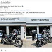 Nouvelle Honda CB500X Chez Moto Expert Saverdun