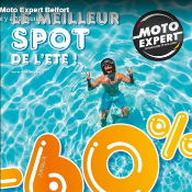 C'est les soldes chez Moto Expert Belfort