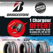 1 chargeur Offert Chez Moto Expert Albertville