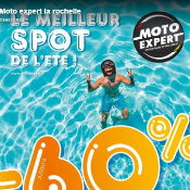 Venez profiter des soldes Chez Moto Expert La Rochelle